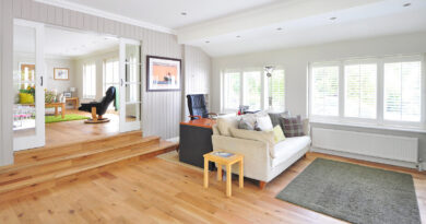maintenance of wooden floors