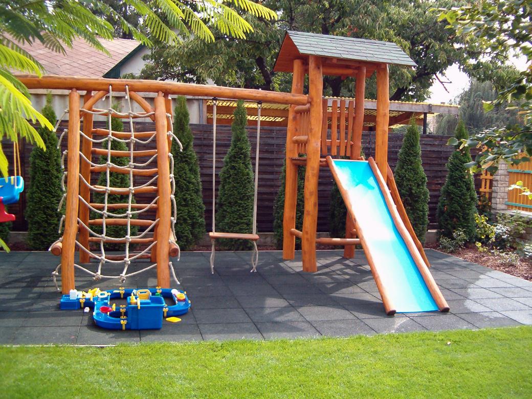 Safe flooring for children outdoor playground - Flooring magazine