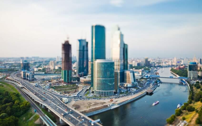 Moskva je glavni i najveci grad Rusije