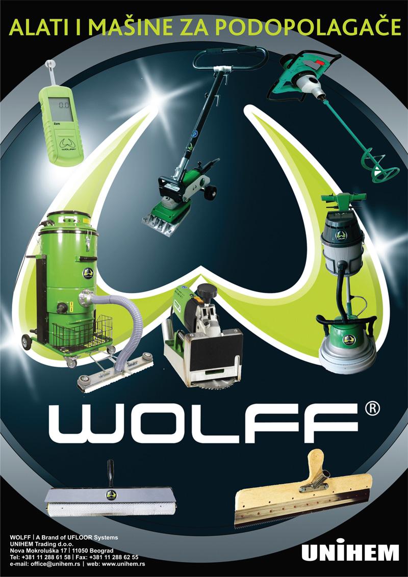 Wolff - Unihem Trading d.o.o.