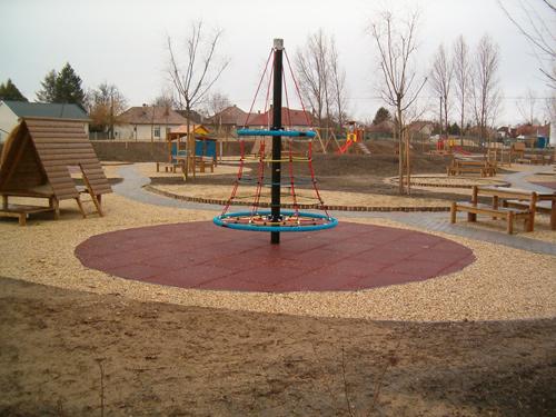 bezbedno dečije igralište