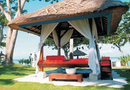 Baldahin tropski raj