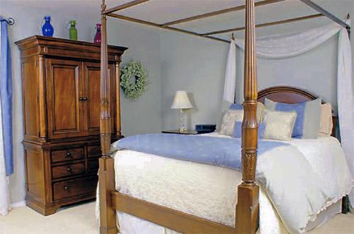 Baldahin za krevet