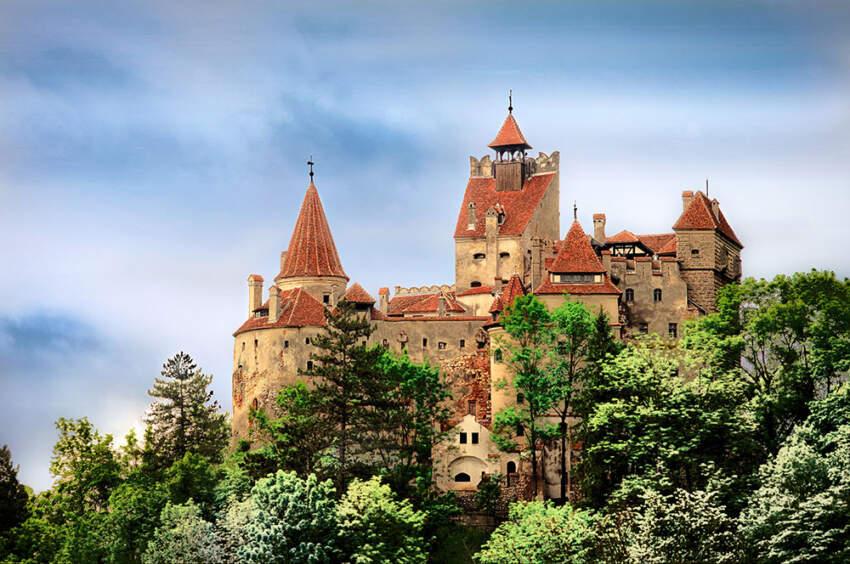 Zamak grofa Drakule