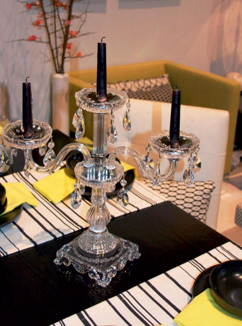 slavlje dekoracija stola
