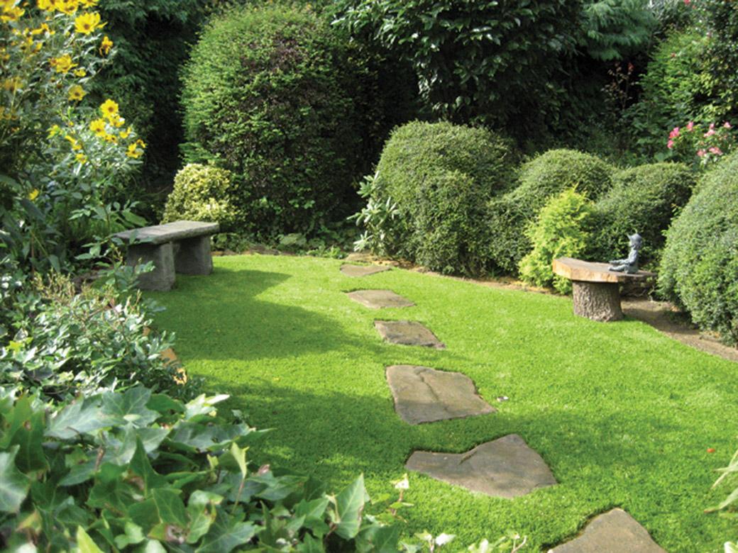 veštačka trava dvorište