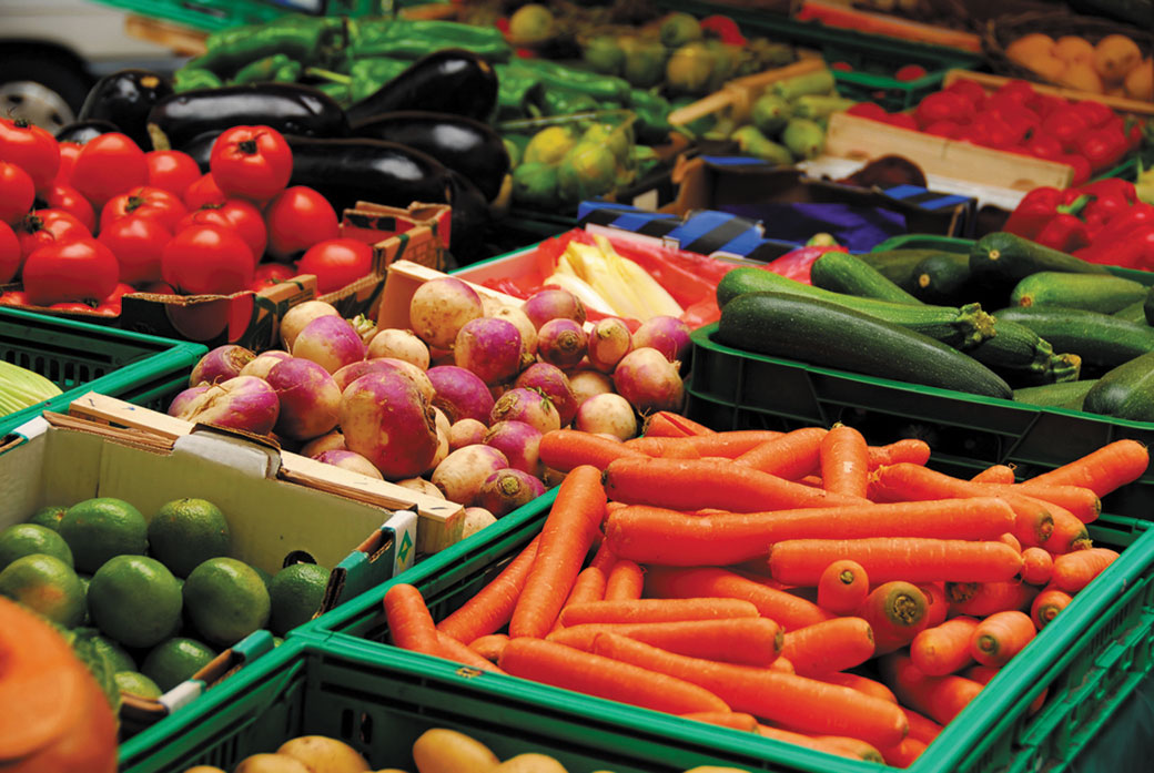 Cilj : zdrava hrana