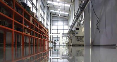 Odabir poda 1 - Industrijski pod - Instruktor 021 d.o.o.