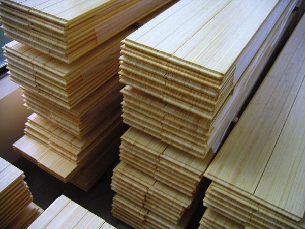 bambusov parket