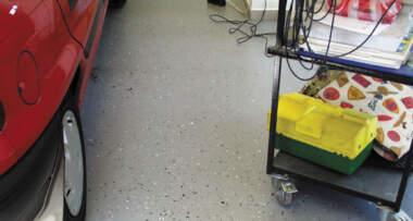 podovi od veštačke smole