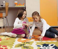 Podovi za dečiju sobu
