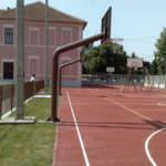 Sportski tereni - Gimnazija Vrbas
