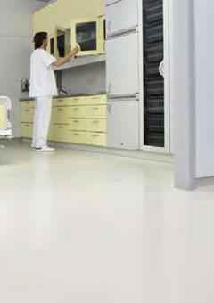 Podovi u zdravstvenim ustanovama