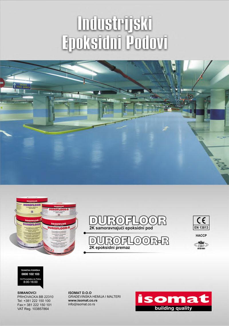 Industrijski epoksidni podovi