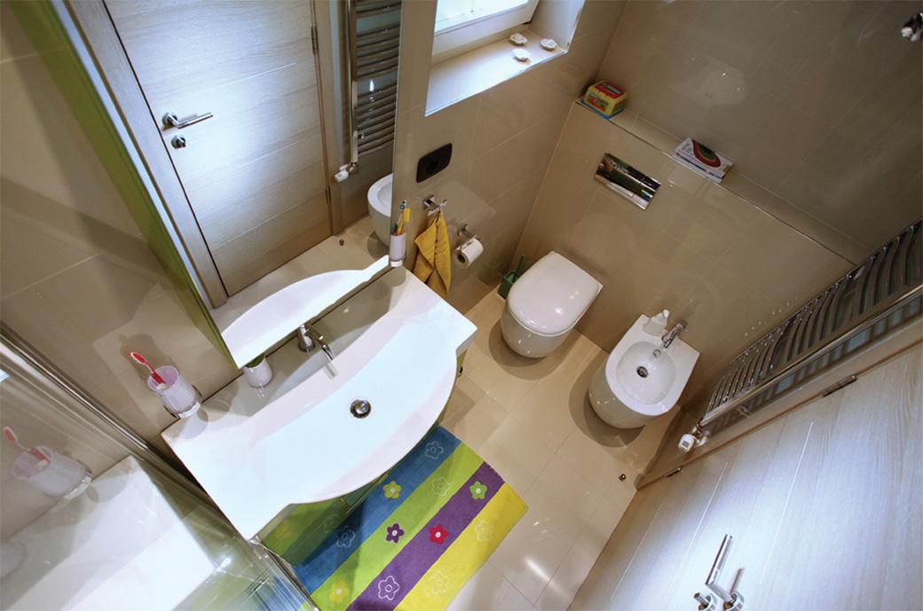 uređenje stana kupatilo