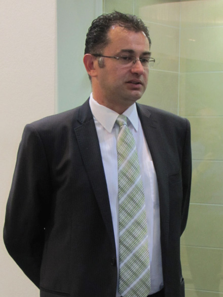Željko Radek, direktor Keramike Modus