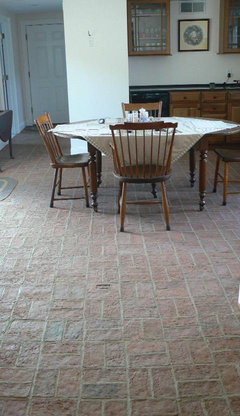 Kameni rustični podovi