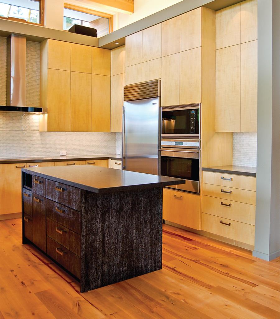 Rustični podovi u kombinaciju