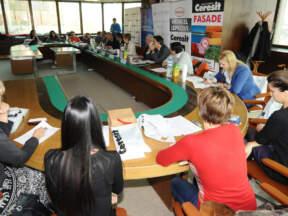 Učesnici na panel diskusiji
