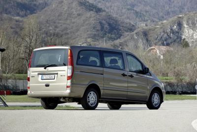 Novi mercedes benz vito shuttle asopis podovi for Novi mercedes benz dealership
