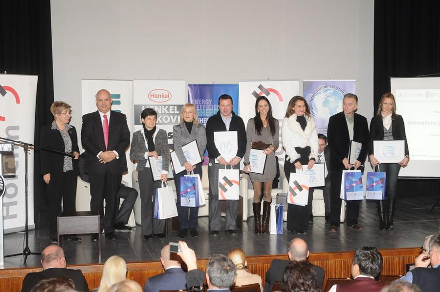 Dobitnici nagradnog konkursa Alternativna goriva u industriji
