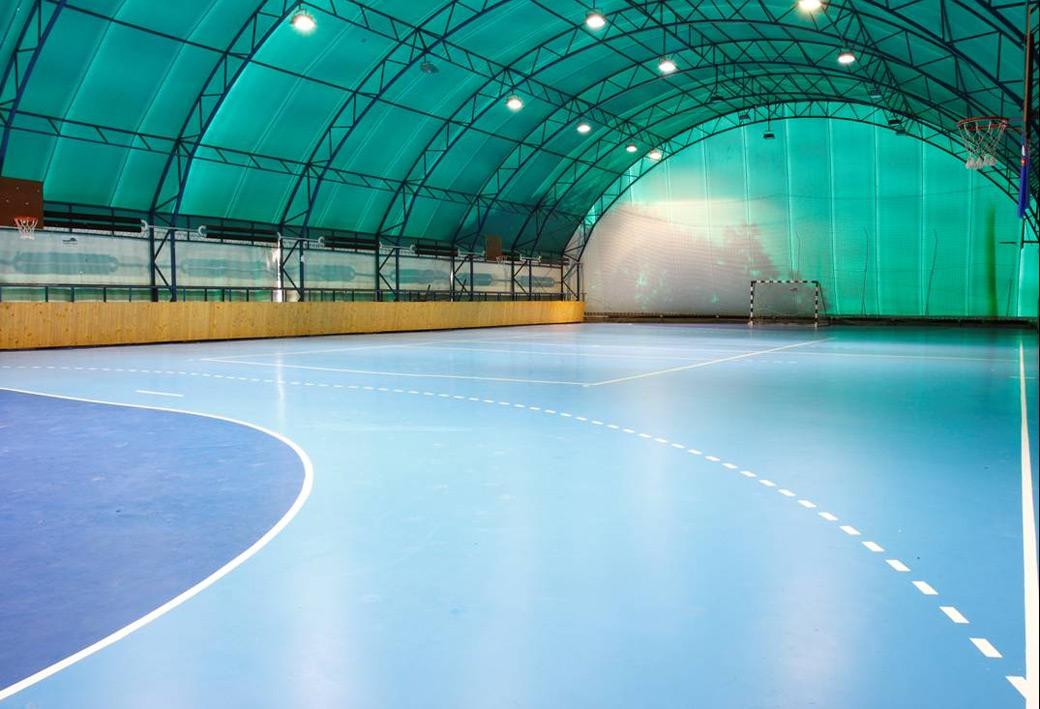 Zatvoreni sportski tereni