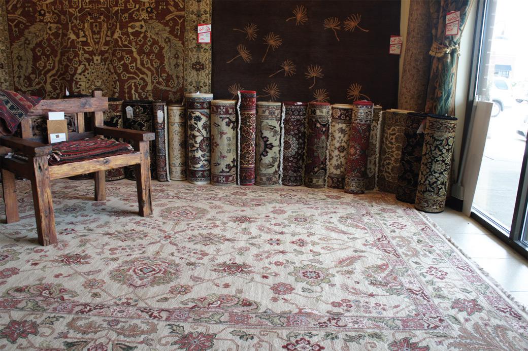 Izbor orijentalnih tepiha