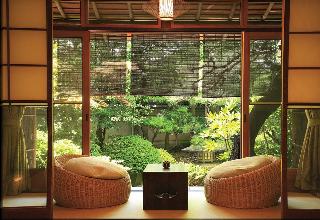 Japanski stil u prostorijama