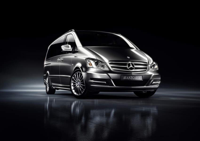 Mercedes-Benz Viano Avantgarde