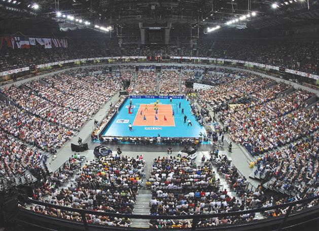 Beogradska arena EPOLIT S i EPOSAN E