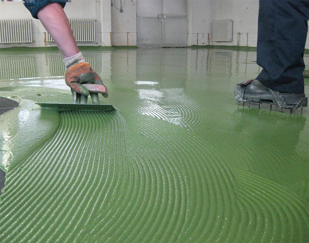 Epoksidni industrijski podovi