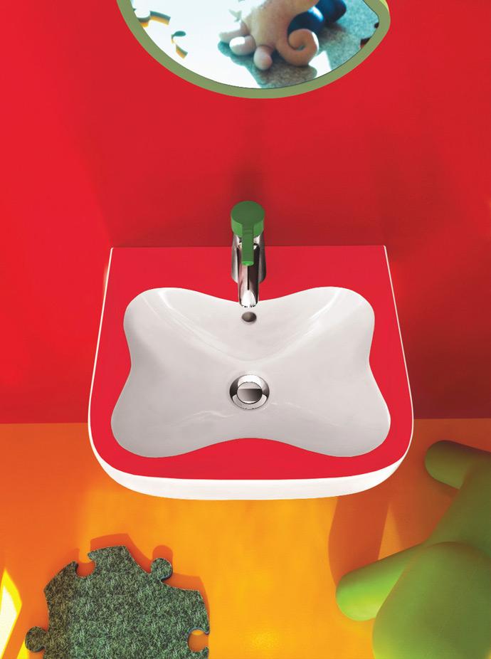 Lavabo za dečije kupatilo