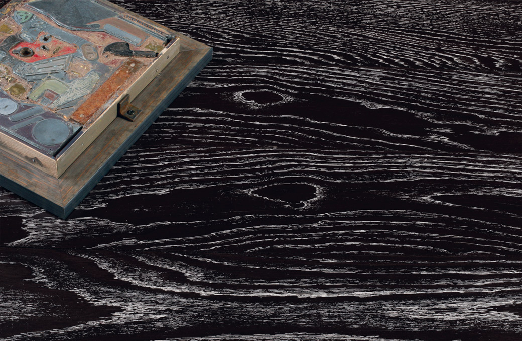 Planka jasen - beljen