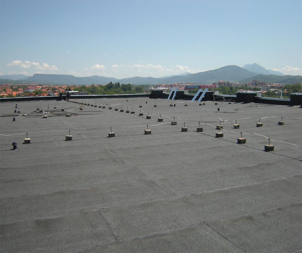 Hidroizolacija krovova