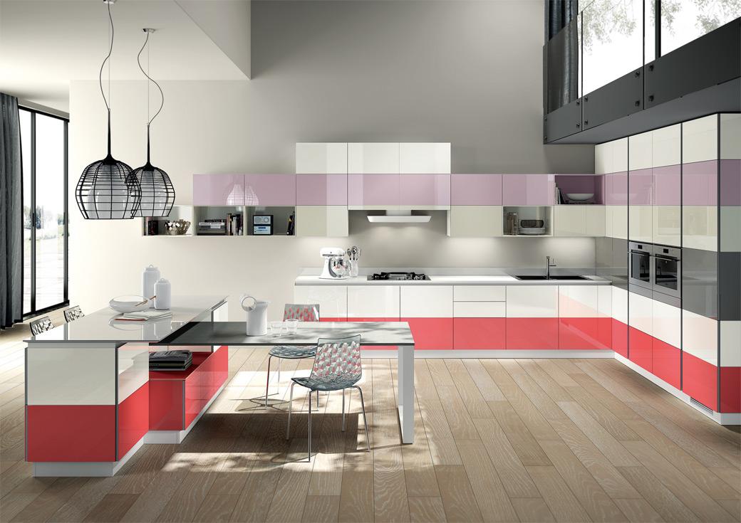 Drveni podovi u kuhinji