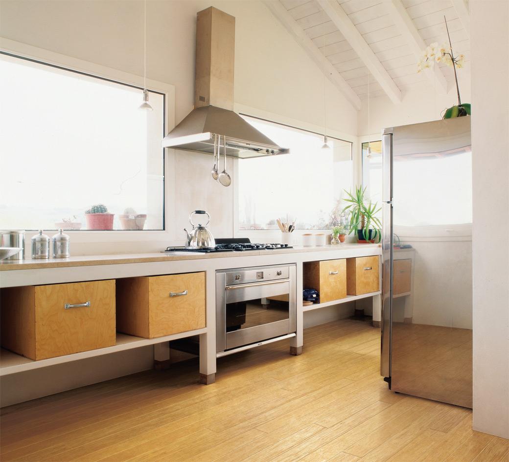 Izbor poda za kuhinju