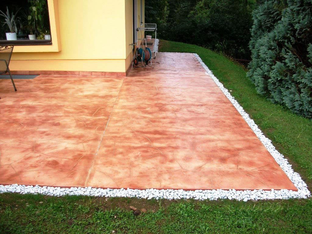 Štampani beton
