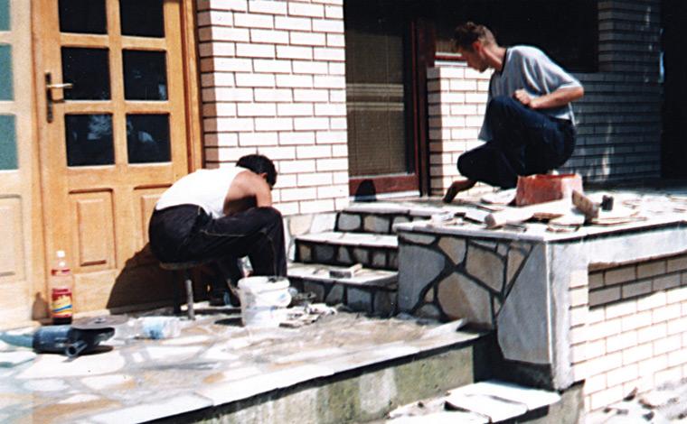Ugradnja u stepenišni prostor privatnog objekta