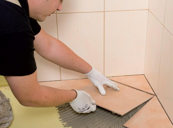 postavljanje podnih keramičkih pločica