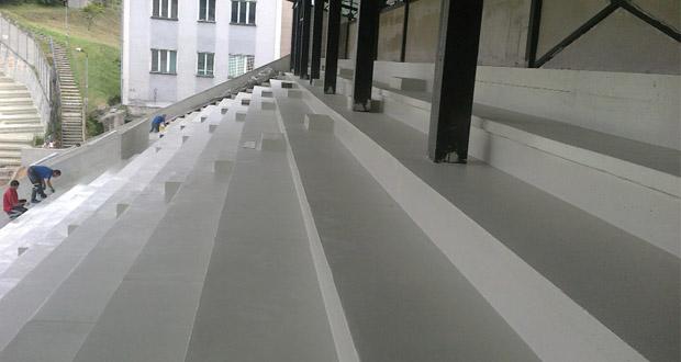 hidroizolacija industrijskih podova
