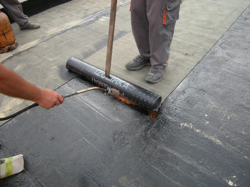 Polimer bitumenske trake za hidroizolaciju