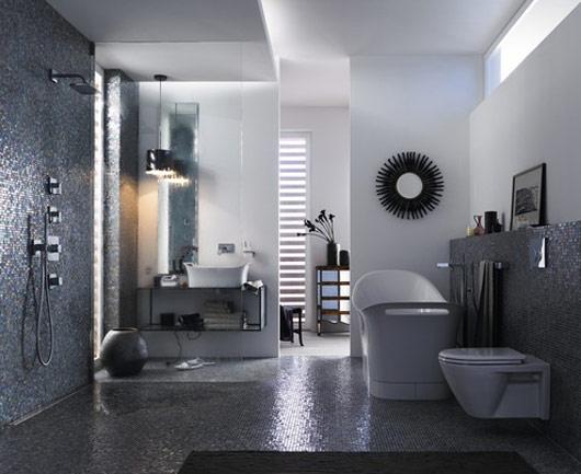 Moderno kupatilo danas