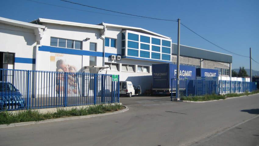 Otvorena fabrika za proizvodnju ekstrudiranog polistirena XPS