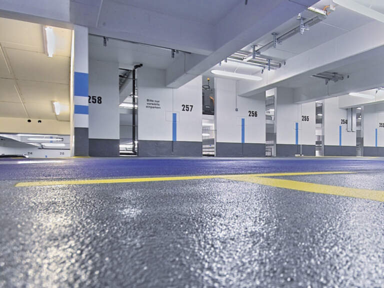 Protivklizni industrijski podovi