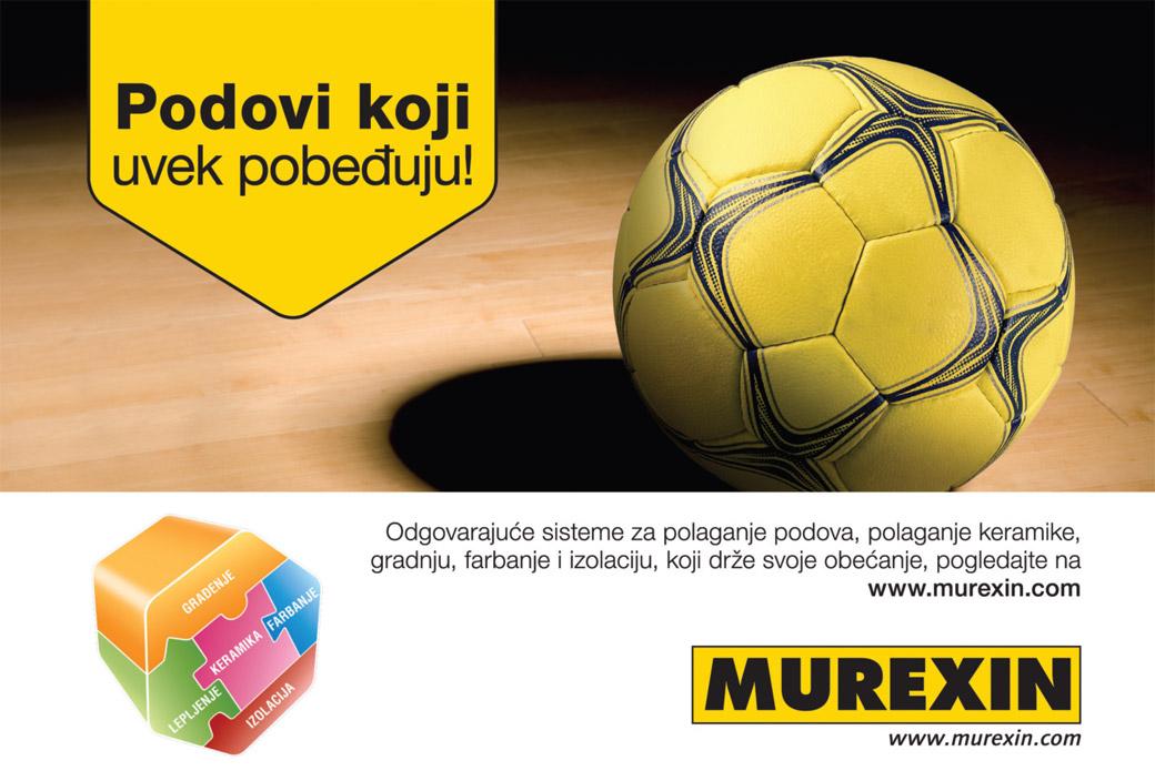 Murexin - podovi koji pobeđuju