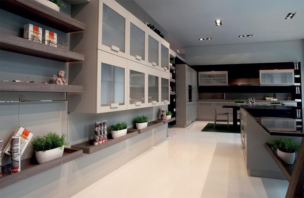 raspored u modernoj kuhinji
