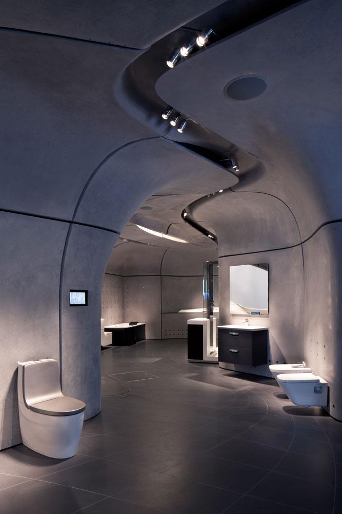 Ugradnja podova u Roca galeriji