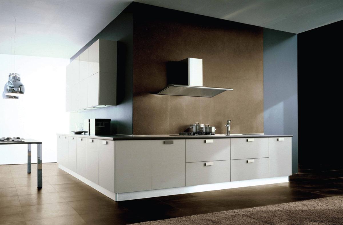 Kuhinje u beloj boji