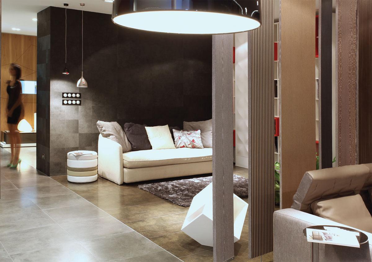 Dizajn enterijera - dnevna soba