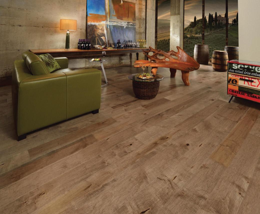 Polaganje parketa i drugih drvenih podnih obloga